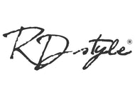 logo of rdstyle in black with white backround