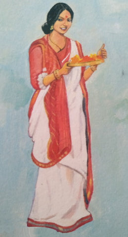 Athpourey Style of Bengal
