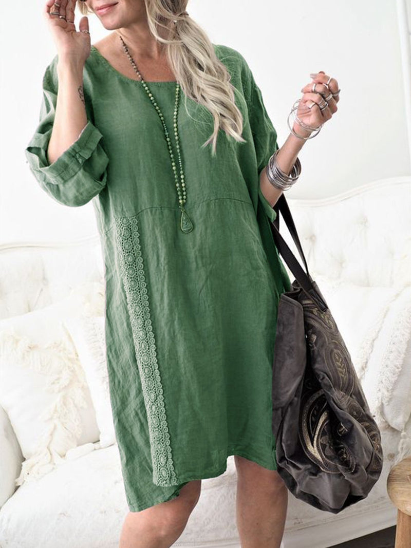 Long Sleeve Casual Dresses