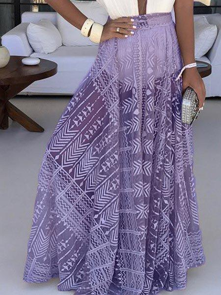 perspective skirt
