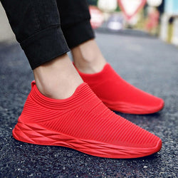 Youth Sports Elastic Soft Running Shoes