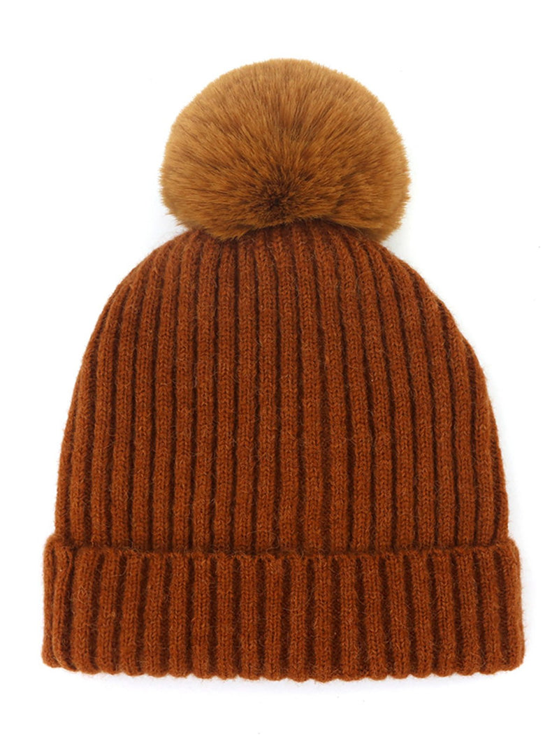 Womens Wool Warm Knitted Hats