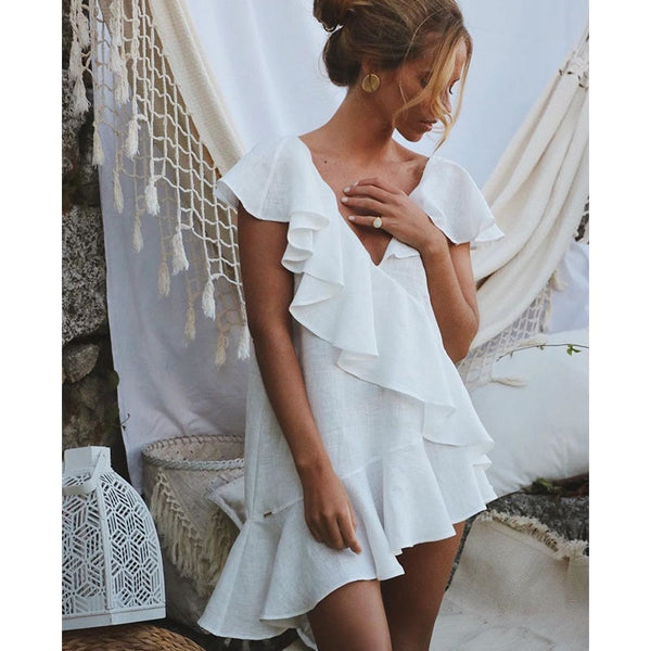 Cover ups Pareos Swimsuit Beach Tunic