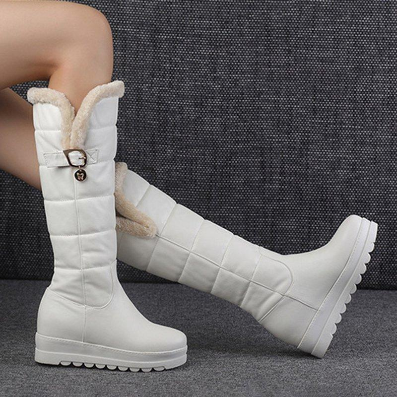 Women Warm Snow Booties Casual Shoes