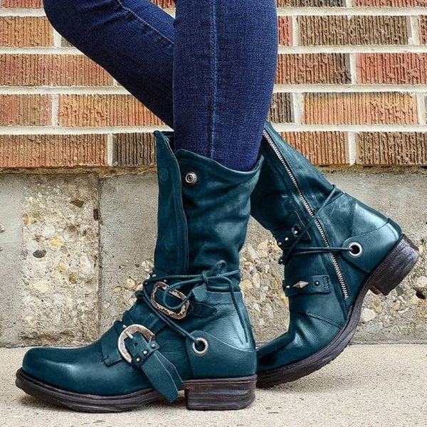 Women fashion Martin boots