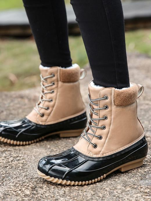 Women antislip warm boots