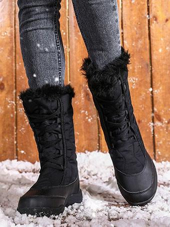 Women outdoor warm boots