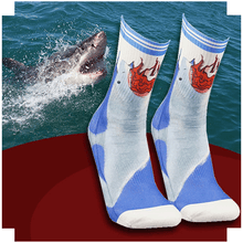 Load image into Gallery viewer, Shark Eating Stripes