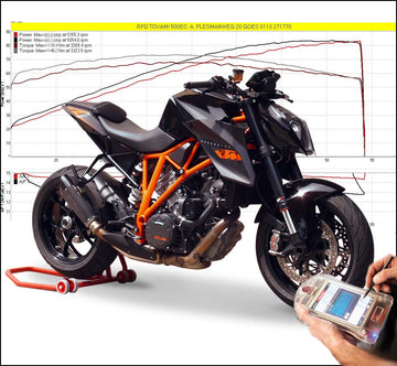 Tovami ECU KTM 1290 Super Duke R 2013-2019