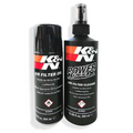 K&N cleaner kit