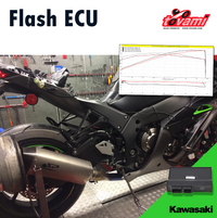 Tovami Flash Kawasaki ZX10R 2011-2015