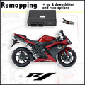 Tovami remapping, quickshifter, autoblipper and race options Yamaha YZF R6 2017-2019