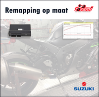 Tovami remapping Suzuki Intruder C1800R 2008-2011
