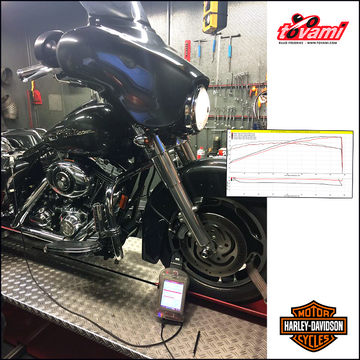 Tovami ECU Harley Davidson Touring models injection 2004-2017