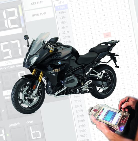 Tovami ECU tuning BMW R1200RT 2005-2018
