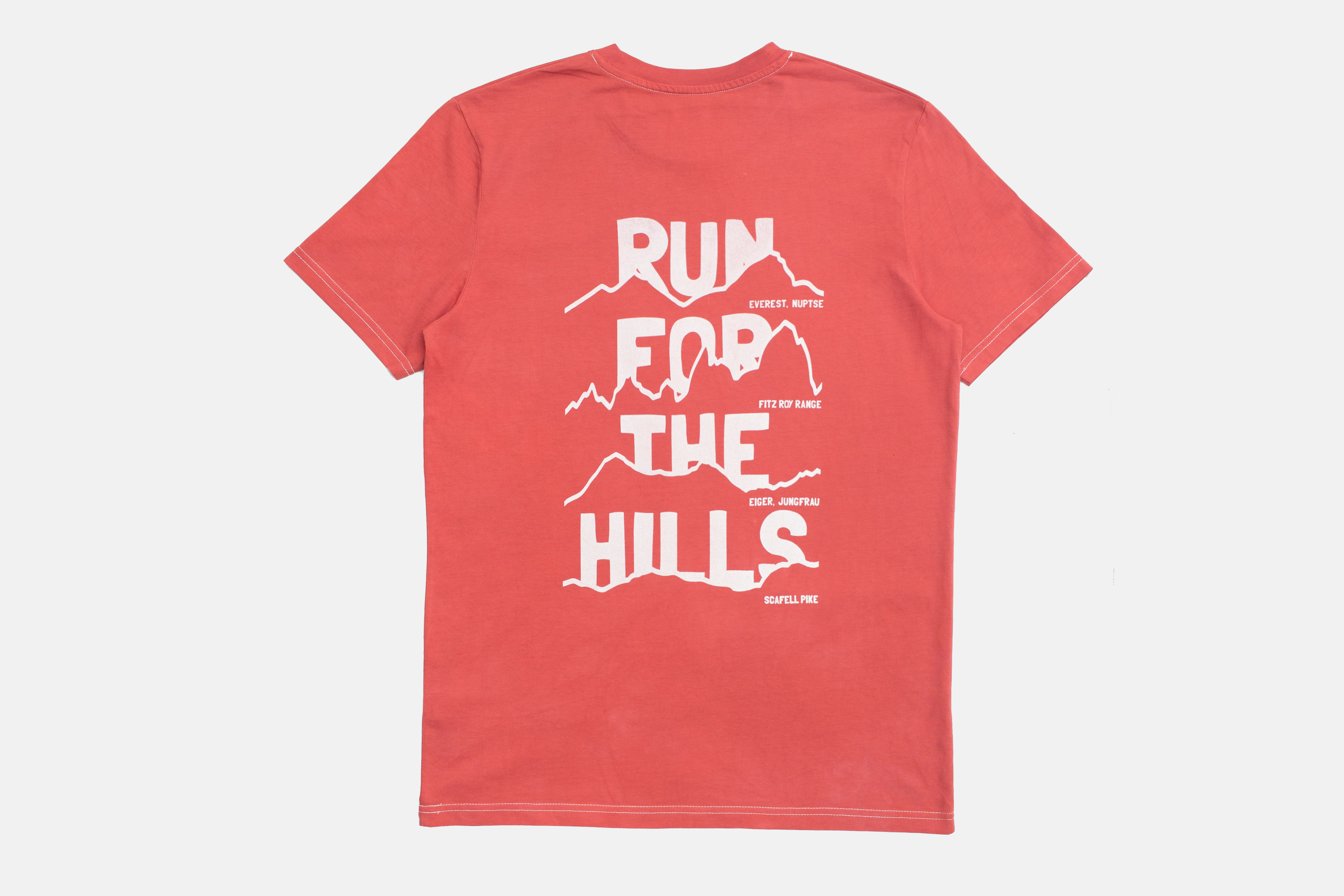 Run For The Hills Tee