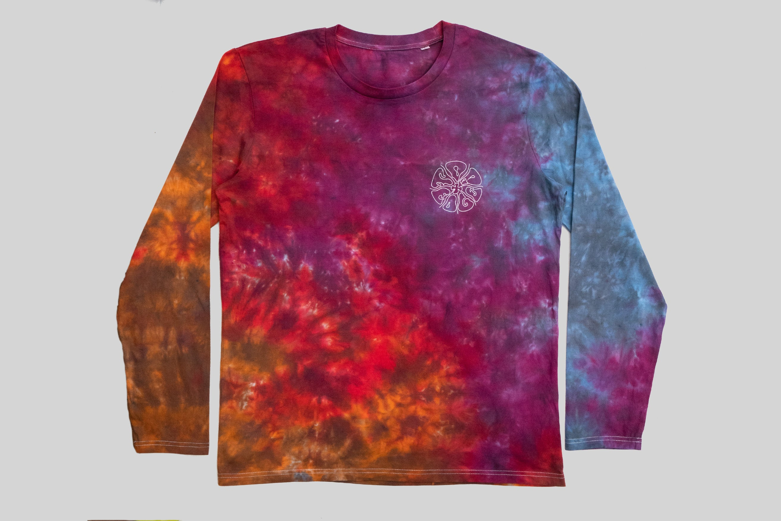 One Off Tie Dye Tee - Large