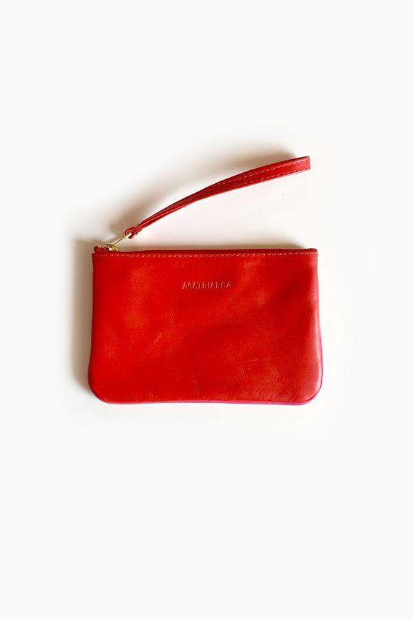 Mini Clutch<br/> Rojo