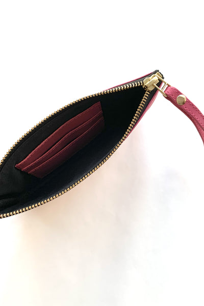 Mini Clutch <br/> Fucsia