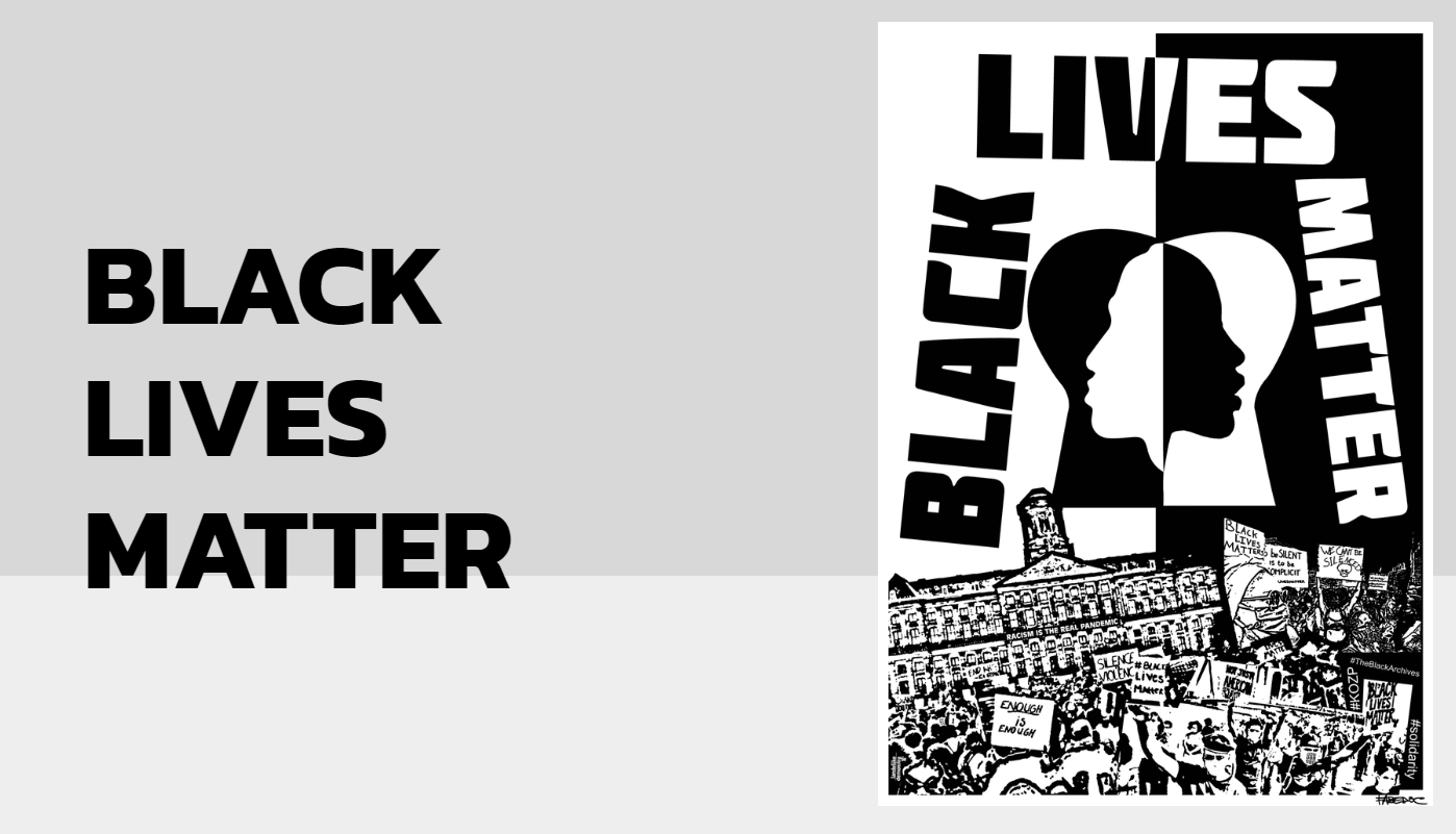 Shopify brands brengen Black Lives Matter t-shirt uit