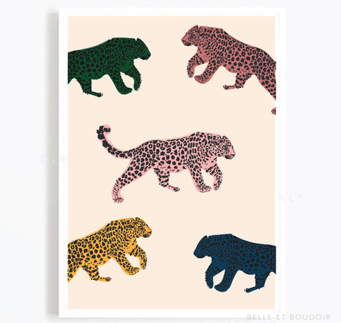 Leopard Fashion print - Animal