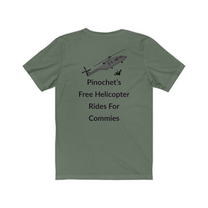 Pinochet's Helicopter Rides Tee