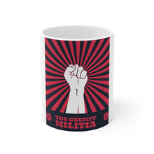 Load image into Gallery viewer, The Crumpy Militia Mug 11oz