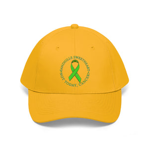 Sandhills Sweetheart - Not Today Cancer Twill Hat