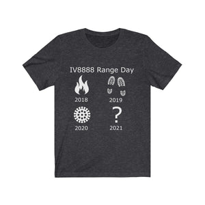 Flying Rich Range Day Short Sleeve Tee