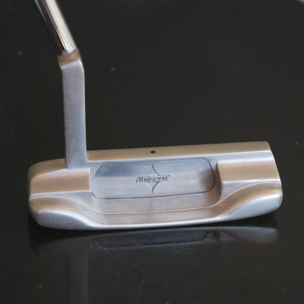 The Robertson - Nickel Plated Prototype