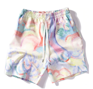 Urban-Kings™ | Tie Dye Swim/Active Wear