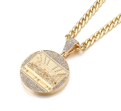 Urban-Kings™ | Last Supper Pendant Chain