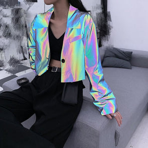 Urban-Kings™ | Holographic Coat