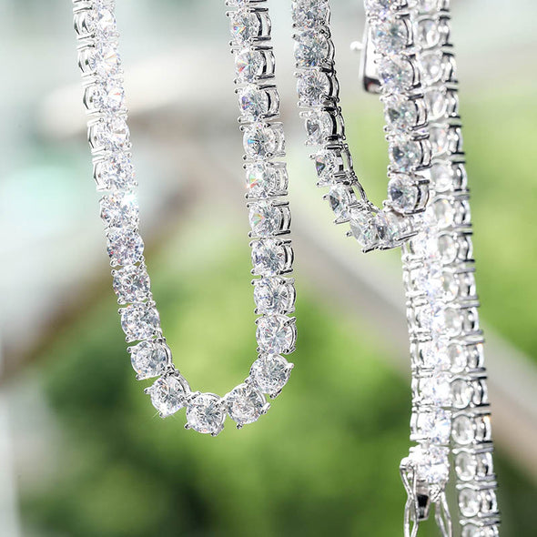 Urban-Kings™ | Iced Out Tennis Chain
