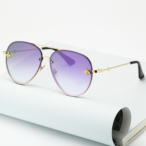 Urban-Kings™ | Flat Aviator Sunglasses