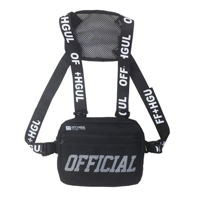 Urban-Kings™ | OFFICIAL Four Strap Chest Bag