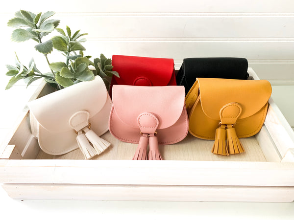Ella Everyday Cross Body Bags (5 color options)