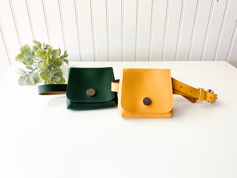 'Emerson' Coin belt (2 color options)