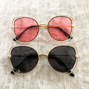 Butterfly Sunglasses (2 color options)
