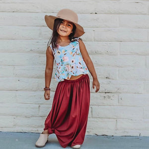 'Nora' Floppy Hats (3 Color Options)