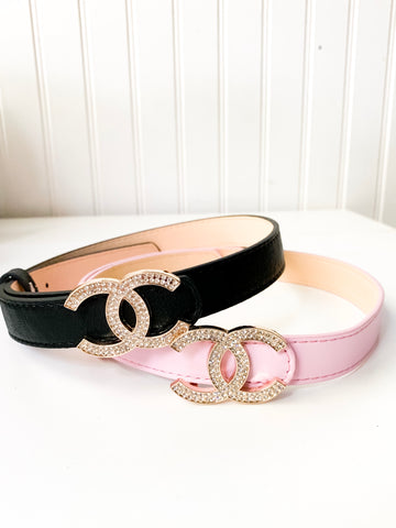 'Cici' Belts (2 color options)