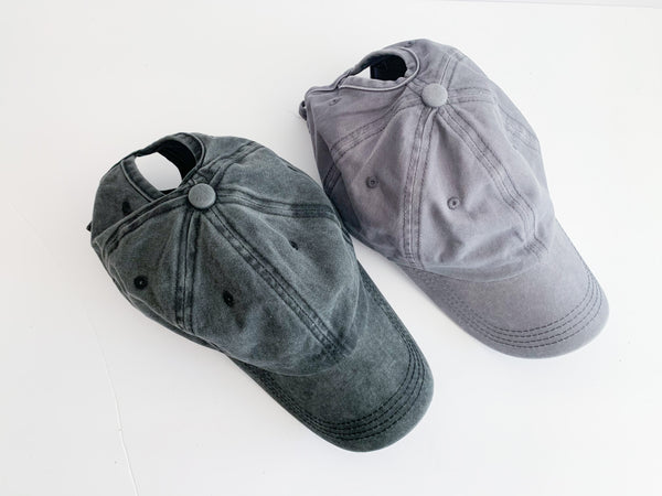 ADULT Distressed Hats (4 Color Options)