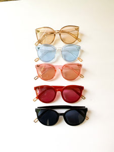 Cassie Sunglasses (5 color options)