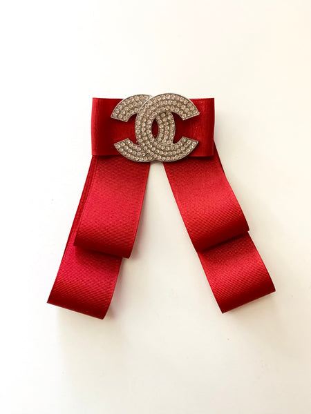 OOAK Ribbon Brooches