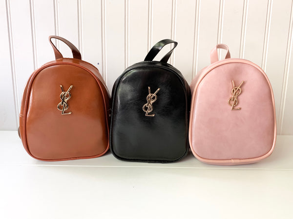 Yesenia Bag/Backpack (3 Color Options)