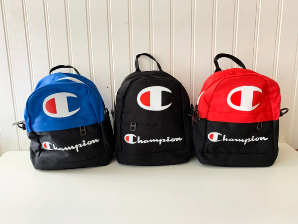 C Mini backpacks