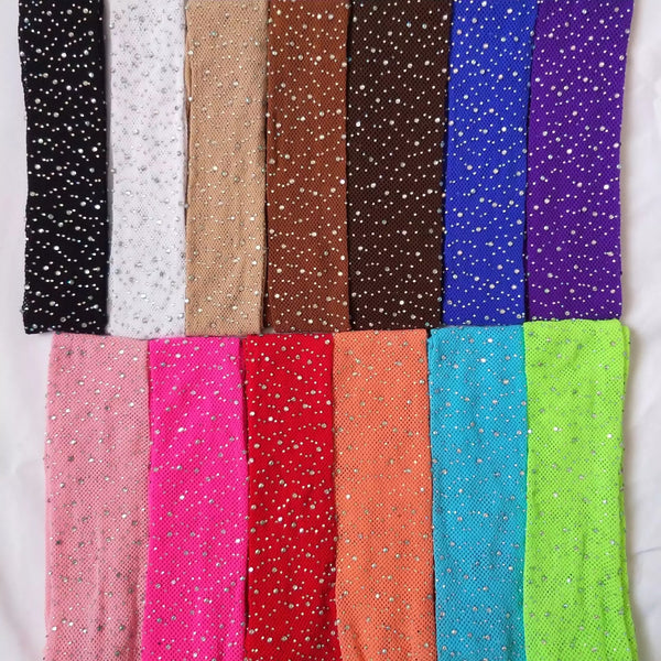 Glam Tights (12 Color Options)