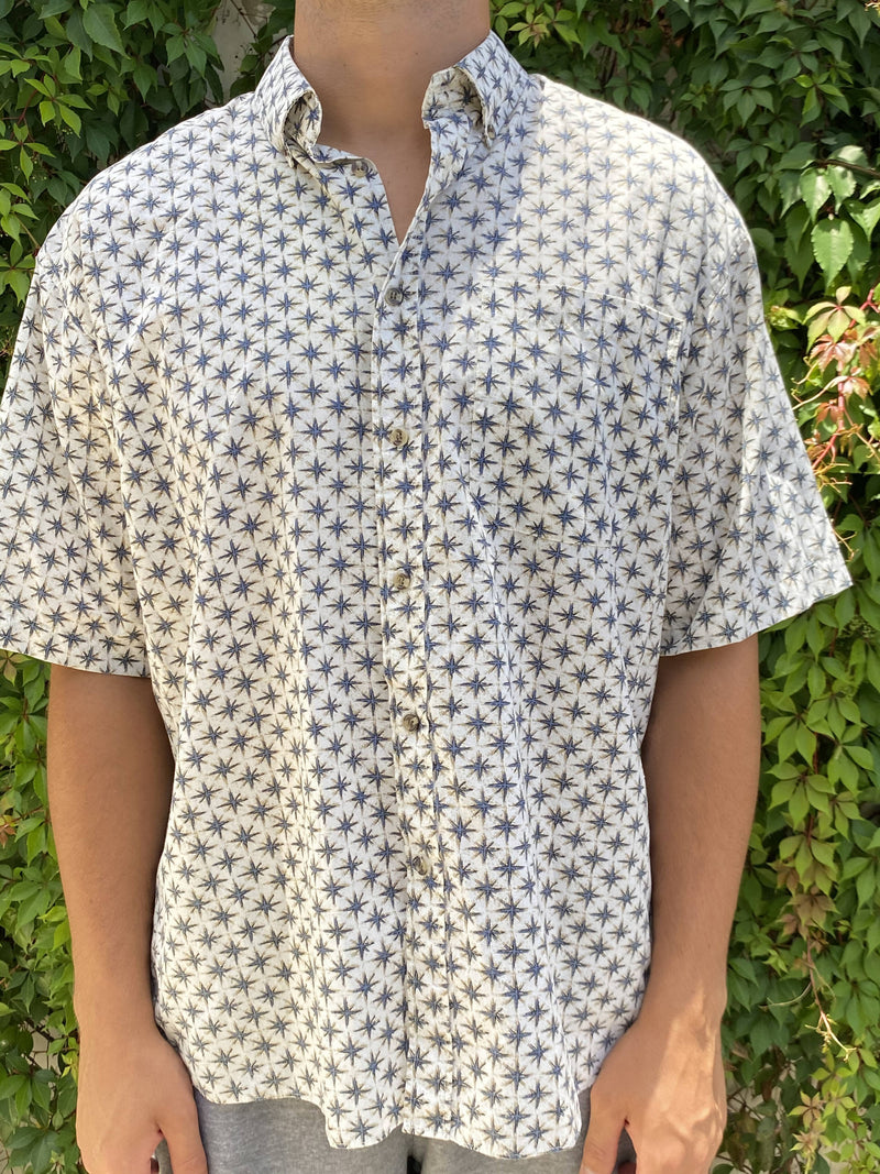 Pace Button Down