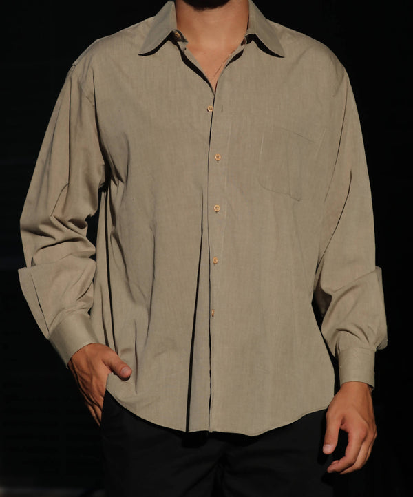 Italo Mondo Vintage Button Down