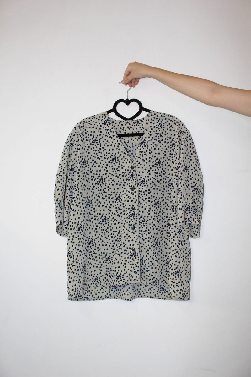 Shirt with dots | XLarge